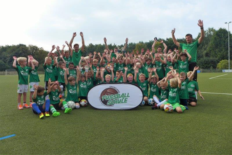 Fussball-Sommer-Camp in Bedburg-Hau