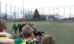 Borussia M´gladbach - SV Bedburg-Hau (F1) 2013_30