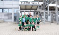Borussia M´gladbach - SV Bedburg-Hau (F1) 2013_57