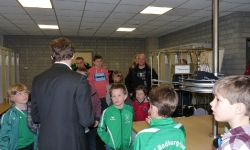 Borussia M´gladbach - SV Bedburg-Hau (F1) 2013_97