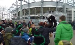 Borussia M´gladbach - Hoffenheim (Besuch mit den F-Junioren) 2014_35