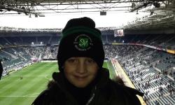 Borussia M´gladbach - Hoffenheim (Besuch mit den F-Junioren) 2014_79